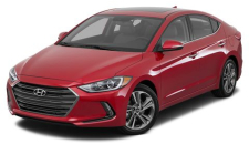 Hyundai Elantra AD GL Highline 1.6 A/T 2019 specifications and price in Egypt