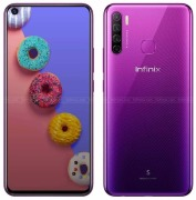 Infinix S5 Dual SIM 128GB specifications and price in Egypt
