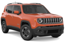 Jeep Renegade Limited 4X2 1.4 A/T 2019 specifications and price in Egypt