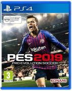 Konami PES 2019 Pro Evolution Soccer For PlayStation 4 specifications and price in Egypt