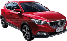 MG ZS Comfort A/T specifications and price in Egypt