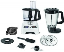 Moulinex FP823125 Double Force 1000 Watt 27 Functions Food Processor specifications and price in Egypt