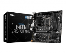 MSI B460M PRO-VDH WIFI LGA1200 Motherboard specifications and price in Egypt
