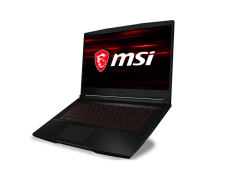 MSI GF63 Thin 10SCXR I5-10300H, 8GB, 1TB+256GB SSD, NVIDIA GTX 1650TI 4GB, DOS Notebook PC specifications and price in Egypt