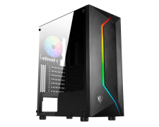 MSI MAG Vampiric 100r Mid Tower Gaming Case specifications and price in Egypt