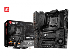MSI MEG X570 UNIFY Socket AM4 Motherboard specifications and price in Egypt