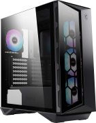 MSI MPG Series Premium MidTower Gaming Case specifications and price in Egypt