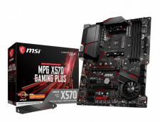 MSI MPG X570 GAMING Plus Socket AM4 Motherboard specifications and price in Egypt