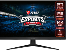MSI Optix G271 27 Inch Curved FHD Gaming IPS Monitor specifications and price in Egypt