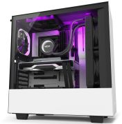 NZXT H510i Compact Mid-Tower Case Matte White specifications and price in Egypt
