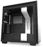 NZXT H710 Tempered Glass Mid-Tower Case Matte White specifications and price in Egypt