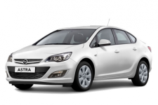 Opel Astra Enjoy A/T 2021 specifications and price in Egypt