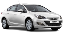 Opel Astra Highline 1.6 A/T 2018 specifications and price in Egypt