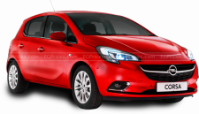 Opel Corsa Base Line A/T specifications and price in Egypt