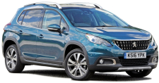 Peugeot 2008 Allure 1.6 A/T 2019 specifications and price in Egypt