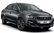 Peugeot 301 Active 1.6 A/T 2021 specifications and price in Egypt