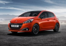 Peugeot 208 Allure - A/T (2016) [Hatchback] specifications and price in Egypt