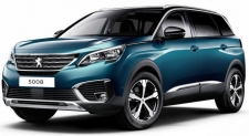 Peugeot 5008 Allure A/T specifications and price in Egypt