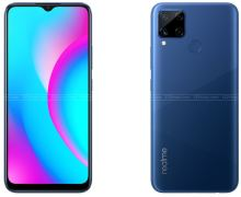 Realme C15 128GB specifications and price in Egypt