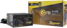 SeaSonic CORE GC 650W 80 PLUS Gold PSU specifications and price in Egypt