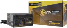 SeaSonic CORE GM 650W 80 PLUS Gold PSU specifications and price in Egypt