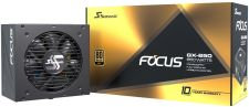 SeaSonic FOCUS GX 850W 80 PLUS Gold PSU specifications and price in Egypt