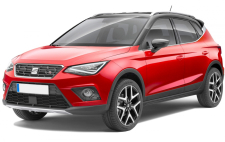 SEAT Arona FR 1.6 A/T 2019 specifications and price in Egypt