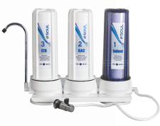Soul Diamond 3 Stages Water Filter specifications and price in Egypt
