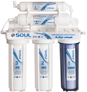 Soul Diamond UF 5 Stages Water Filter With 4 Candle specifications and price in Egypt