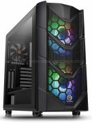Thermaltake Commander C36 TG ARGB Mid Tower Case specifications and price in Egypt