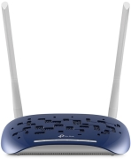 TP-Link TD-W9960 300Mbps Wireless N VDSL/ADSL Modem Router specifications and price in Egypt