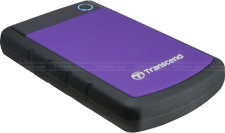 Transcend Storejet 25H3P 1TB SATA USB 3.0 External HDD (TS1TSJ25H3P) specifications and price in Egypt