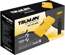 Truman 888 HD Mini Receiver specifications and price in Egypt