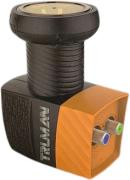 سعر و مواصفات Truman TM-221 2 Port Universal Twin LNB فى مصر