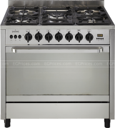 Universal 6905PR7 Freestanding 5 Burners Gas Cooker specifications and price in Egypt