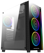 Xigmatek Poseidon RGB Mid Tower Case specifications and price in Egypt
