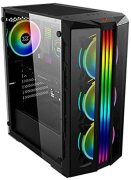 Xigmatek Triple X RGB Mid Tower Case specifications and price in Egypt