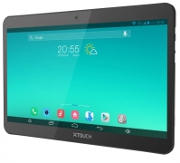 Xtouch P4 Tablet Dual SIM specifications and price in Egypt