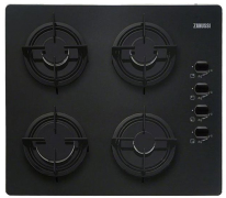 Zanussi ZGO62414BA Built In Gas Cooker (4 Flames) specifications and price in Egypt