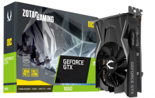 ZOTAC GAMING GeForce GTX 1650 OC 4GB GDDR5 specifications and price in Egypt