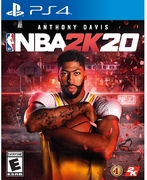 2K Games NBA 2K20 on PS4