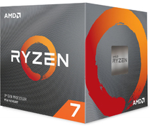AMD RYZEN 7 3800X 8-Core 3.9GHz Socket AM4 105W Desktop Processor