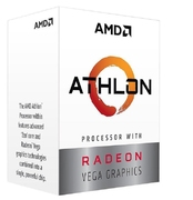 Athlon 200GE 2-Core 3.2GHz Socket AM4 35W Desktop Processor With Radeon Vega 3 Graphics