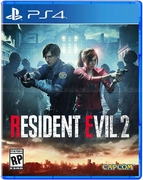 Capcom Resident PS4 Evil 2 Steelbook Edition Game