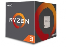 RYZEN 3 1200 4-Core 3.1GHz (3.4GHz Turbo) Socket AM4 65W Desktop Processor (YD1200BBAEBOX)