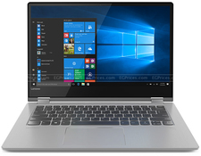 Yoga 530 Intel Core I7-8550U, 8GB, 512GB, Nvidia Feforce MX130, Touch Screen, W10 Notebook PC
