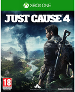 Square Enix Just Cause 4 for Xbox One Game