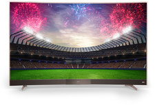 55P3 55 lnch 4K Curved Smart UHD LED TV