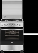 ZCG61296XA 4 Burners Gas Cooker