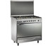 Universal Bombay 6808 Gas Cooker (5 Burners) Stainless Steel